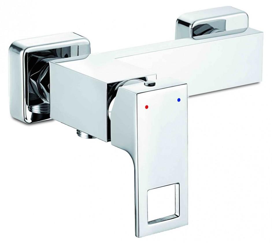 Anemen - Sprchová baterie bez sprchového kompletu (chrom)