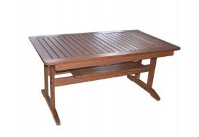 Aneta - Stůl (hnědá)