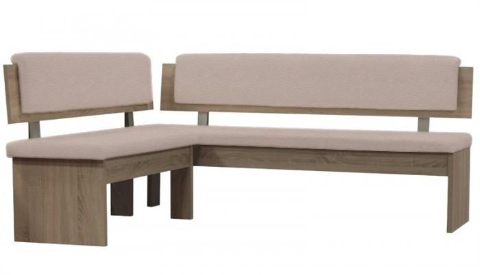 ANIZ - rohová lavice s opěradlem