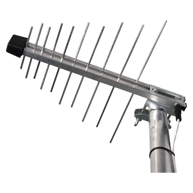 Antény EMOS EM-20G/Z TV anténa 0-100 km aktivní venkovní