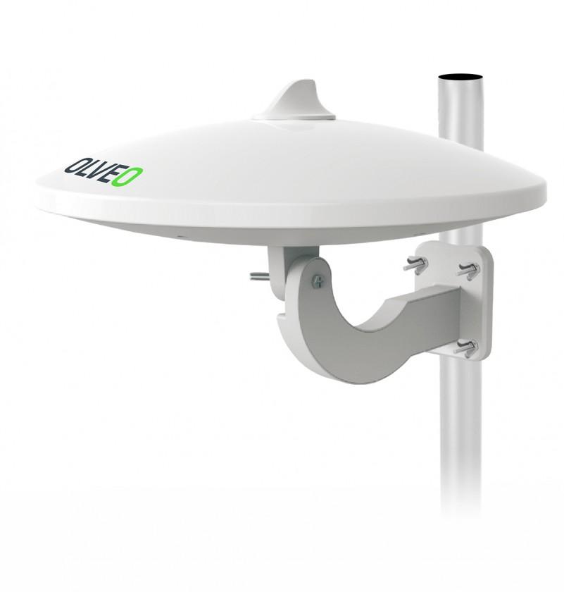 Antény Evolveo Jade 1 LTE TV anténa 48dBi aktivní venkovní