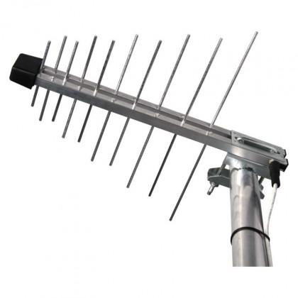 Antény TV anténa Emos EM-20G/Z, aktivní, venkovní, 0-100km