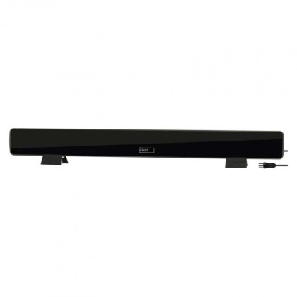 Antény TV anténa Emos EM-300, aktivní, pokojová, 0-25km
