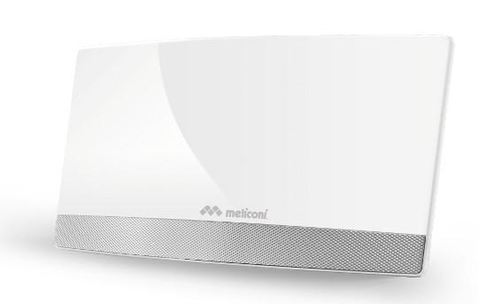 Antény TV anténa Meliconi AT 55, 55dBi, aktivní, pokojová
