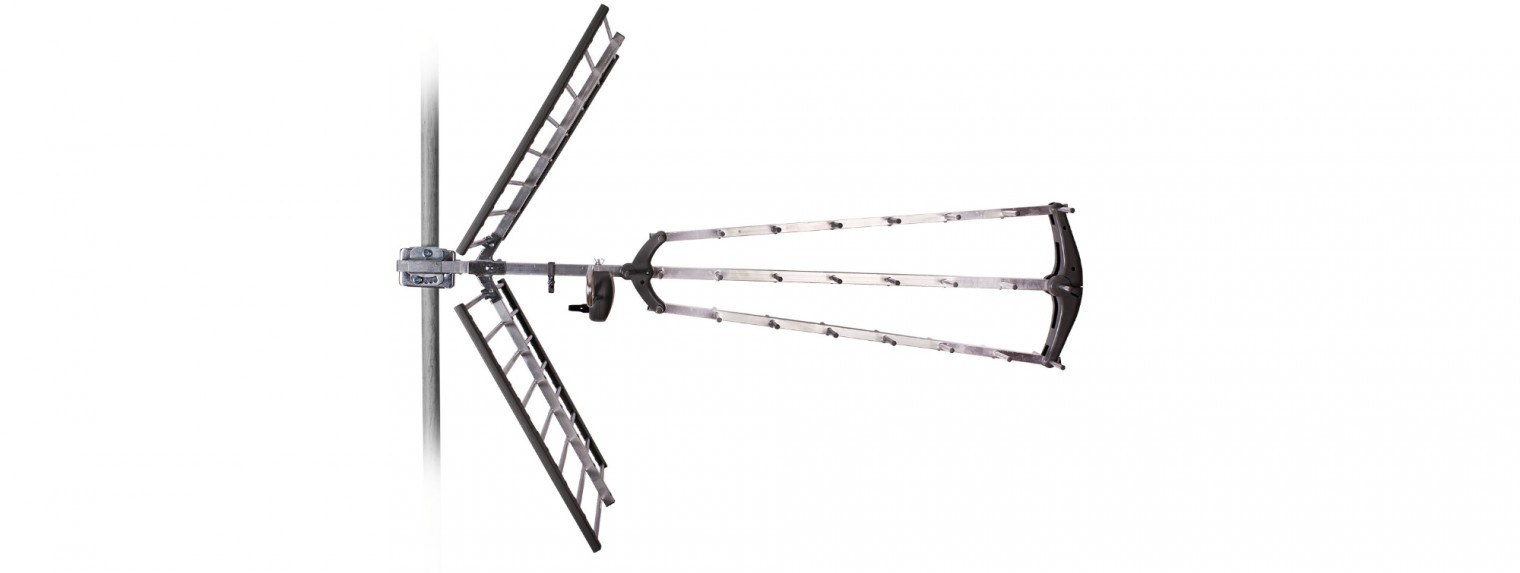 Antény TV anténa Tesla TE-346, 17dBi, pasivní, venkovní