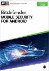 Antivir Bitdefender pro Android, roční licence