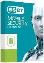 Antivir ESET pro mobilní telefony a tablety, roční licence