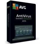 Antivirové programy AVG AntiVirus 2015 1 lic. 1 rok SN DVD (AVCDN12DCZS001)