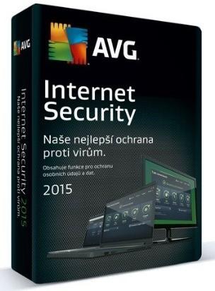 Antivirové programy AVG Internet Security 2 lic. 2 roky DVD (ISCDN24DCZS002)