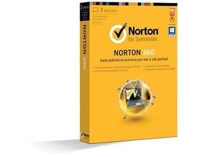 Antivirové programy NORTON 360 7.0 CZ 5