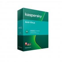 Antivirus Kaspersky 3 x 1 rok + 6 měsíců Safe kids BOX