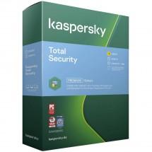 Antivirus Kaspersky Total Security 1 x 1 rok