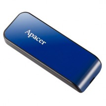APACER USB Flash disk AH334 32GB / USB2.0 / modrá