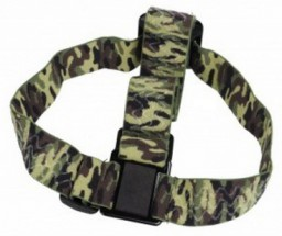 Apei Outdoor Colorful Head strap (military) for GoPro 4/3+/3/2/1