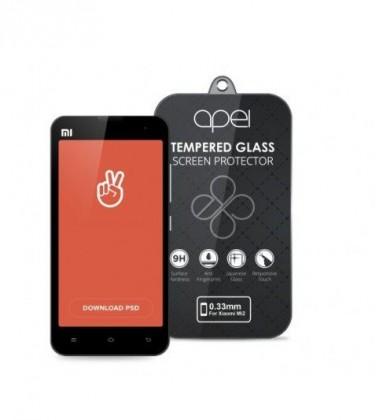 Apei Slim Round Glass Protector for Xiaomi Mi 2 (0.3mm)