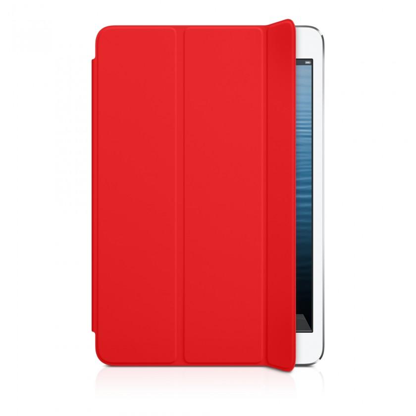 APPLE Apple iPad mini Smart Cover MD828ZM/A - červená