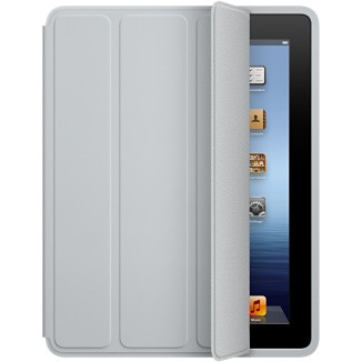 APPLE Apple iPad Smart Case MD455ZM/A - světle šedá
