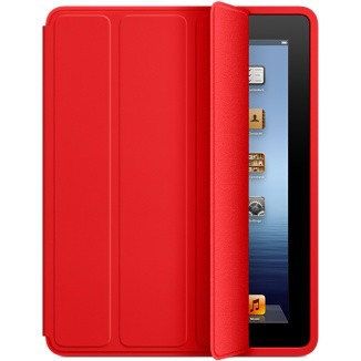 APPLE Apple iPad Smart Case MD579ZM/A - červená