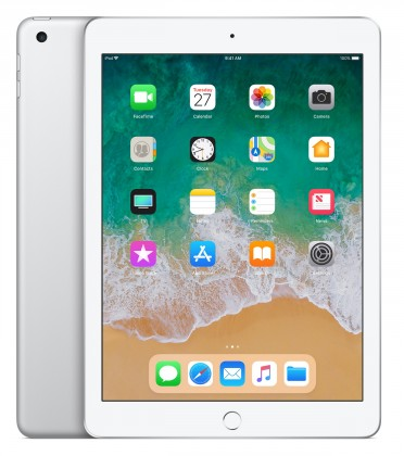 APPLE iPad 128GB-Silver