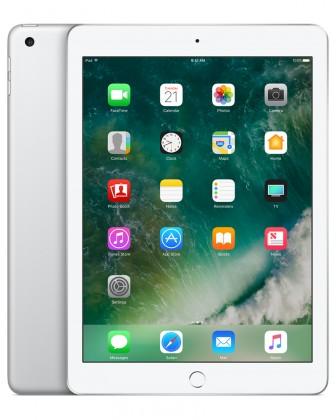 Apple iPad 128GB WiFi Silver (2017)