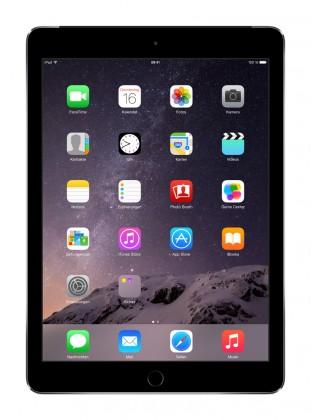 Apple iPad Air 2, 16 GB, Wi-Fi + LTE, šedý