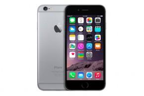 APPLE iPhone 6 32GB Space Gray + držák do auta