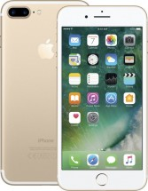 Apple iPhone 7 Plus 256GB, gold + držák do auta