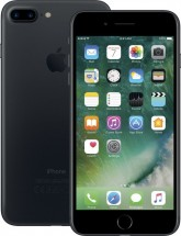 Apple iPhone 7 Plus 32GB, black + držák do auta