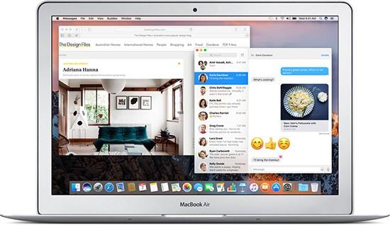 Apple MacBook Air MQD32CZ/A