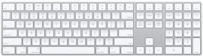 Apple Magic Keyboard NUM, SK, bílá
