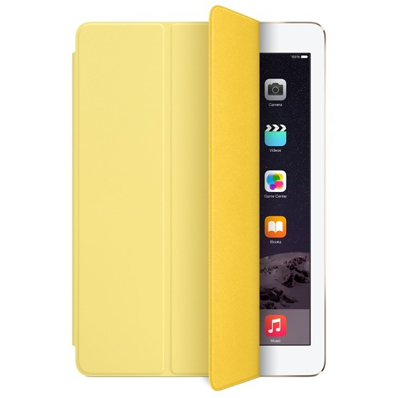 "APPLE Pouzdro iPad Air Smart Cover pro tablet 9,7"", žlutá"
