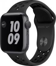 Apple Watch Nike S6 GPS, 40mm, šedá