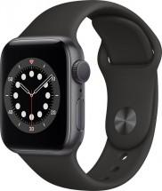 Apple Watch S6 GPS, 40mm, šedá