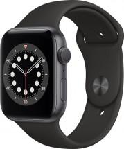 Apple Watch S6 GPS, 44mm, šedá