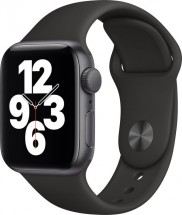 Apple Watch SE GPS, 40mm, šedá