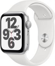 Apple Watch SE GPS, 44mm, stříbrná
