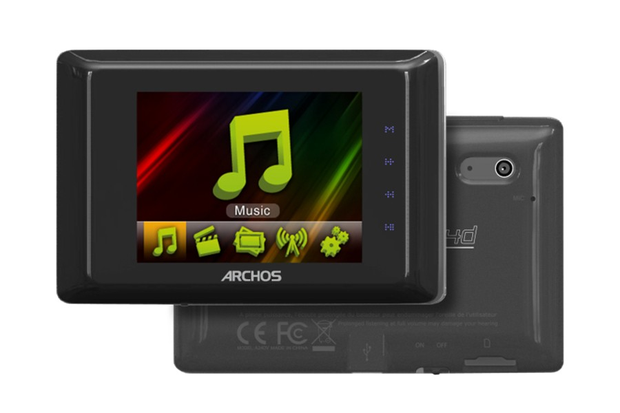 Archos 24D Vision, 8GB