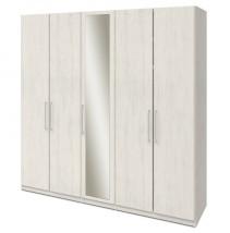 Arianna - Ložnicová skříň, 406985 (dub nelson)
