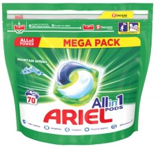 Ariel A000013392 Gelové kapsle Mountain Spring 70ks