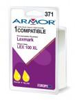 Armor náplň, Lexmark bi-pack (LEX100XL Y) K10190R1