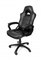 AROZZI herní židle ENZO/ černá