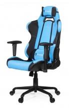 AROZZI herní židle TORRETTA/ černoazurová