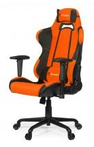 AROZZI herní židle TORRETTA/ černooranžová