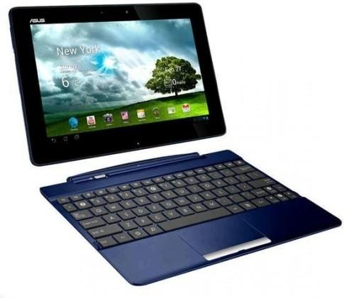 Asus EEE Pad Transformer TF300T, 32GB + klávesnice, modrá