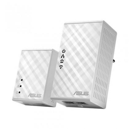 Asus PL-N12 Kit, 300Mb - powerline & WiFi extender