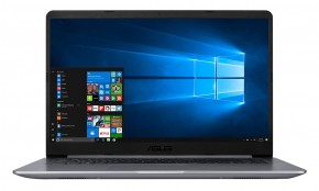 ASUS VivoBook S15 S510UA, šedá S510UA-BQ508T