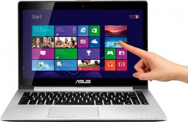 Asus VivoBook Touch  S200E-CT188H šedá (S200E-CT188H)
