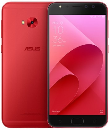 ASUS ZenFone 4 Selfie Pro ZD552KL SD625/64G/4G/AN red