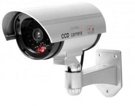 Atrapa bezpečnostní kamery Technaxx TX-18