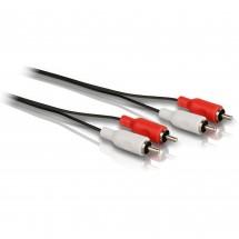 Audio kabel Philips SWA2521W/10, stereofonní, 1,5m